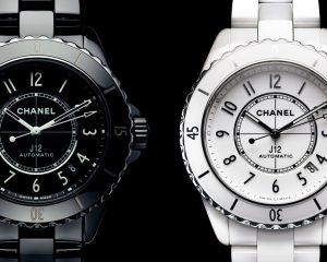 變化於無形:Chanel J12新款腕錶