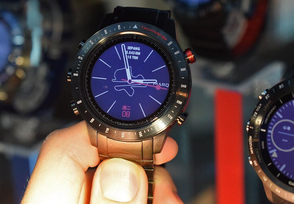 慶祝30週年話題之作:Garmin推出旗艦級智能工藝腕錶MARQ系列