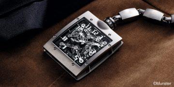 復古新思維:RICHARD MILLE RM 020懷錶
