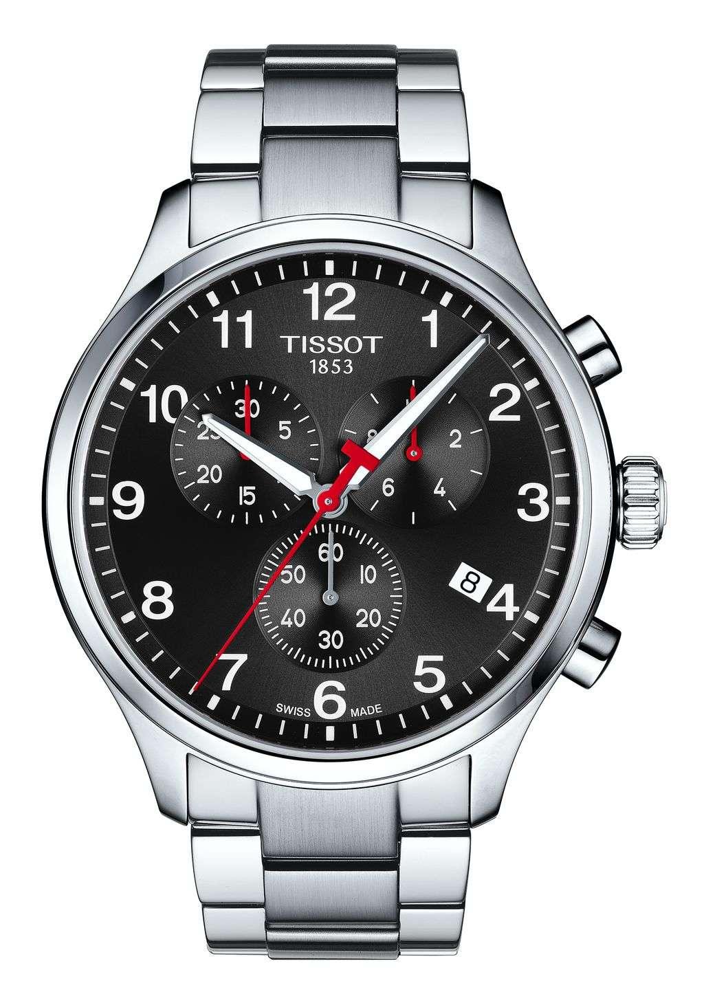 Tissot Chrono XL Classic韻馳系列腕錶2018亞運限定款