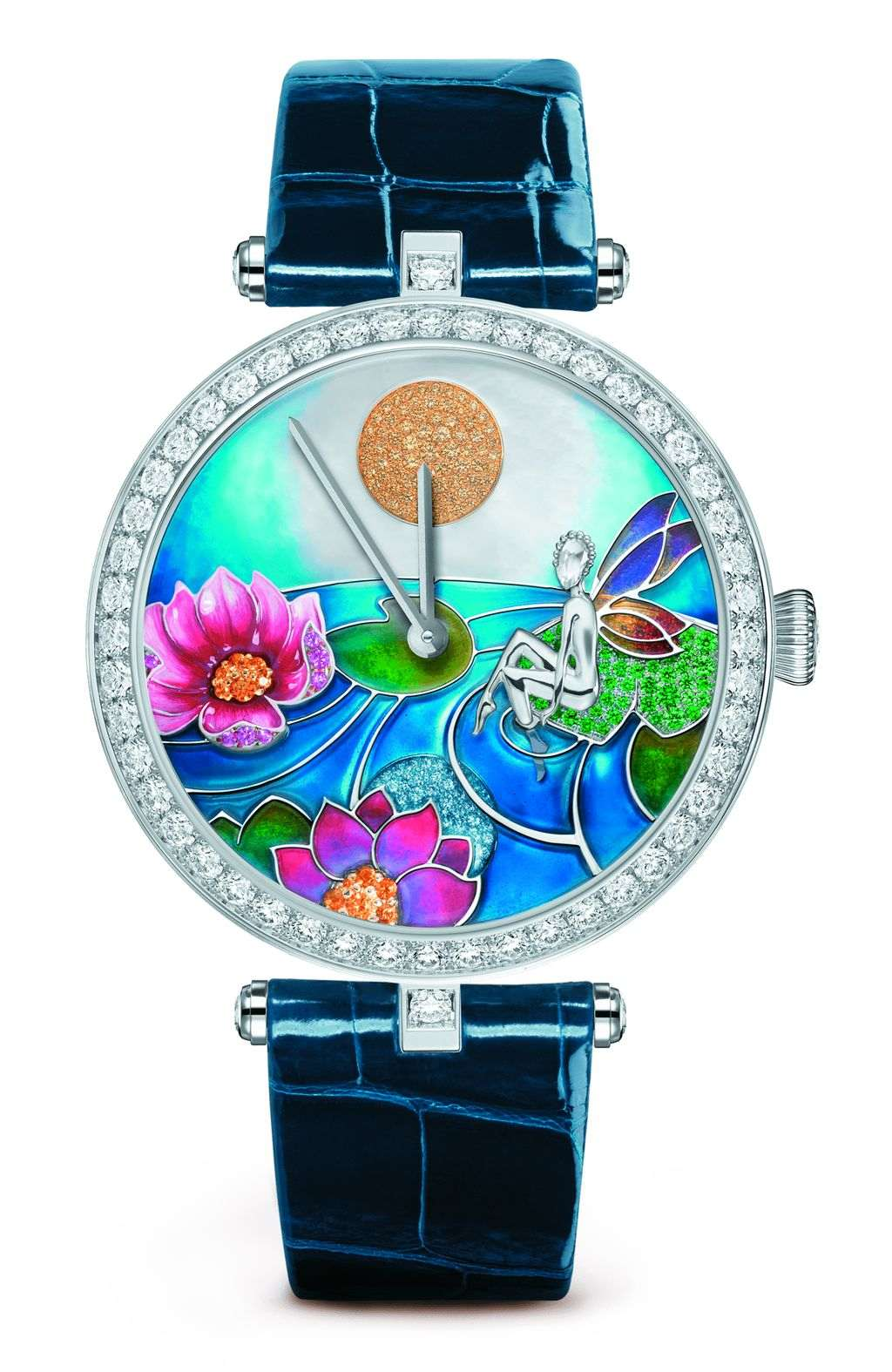 VCA Lady Arpels Day and Night Fée Ondine