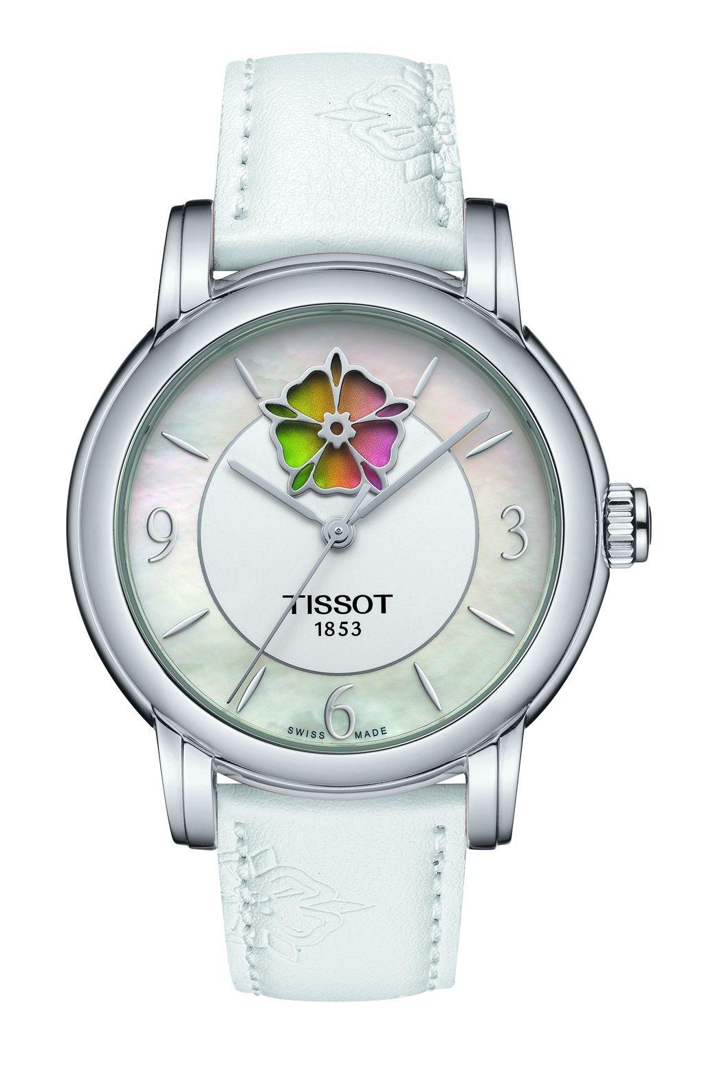 Tissot Lady Heart Automatic 開心系列女錶