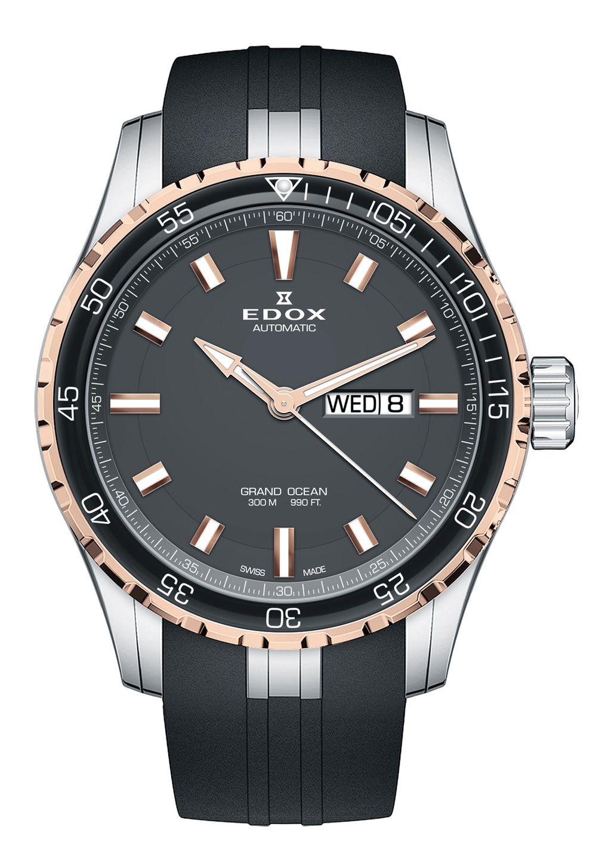 Edox Grand Ocean Automatic