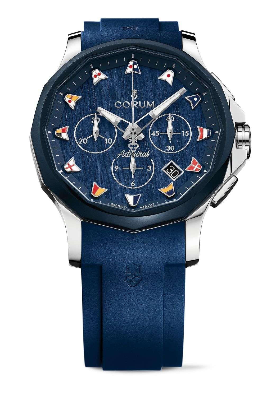 崑崙海軍上將系列Legend 42計時碼錶