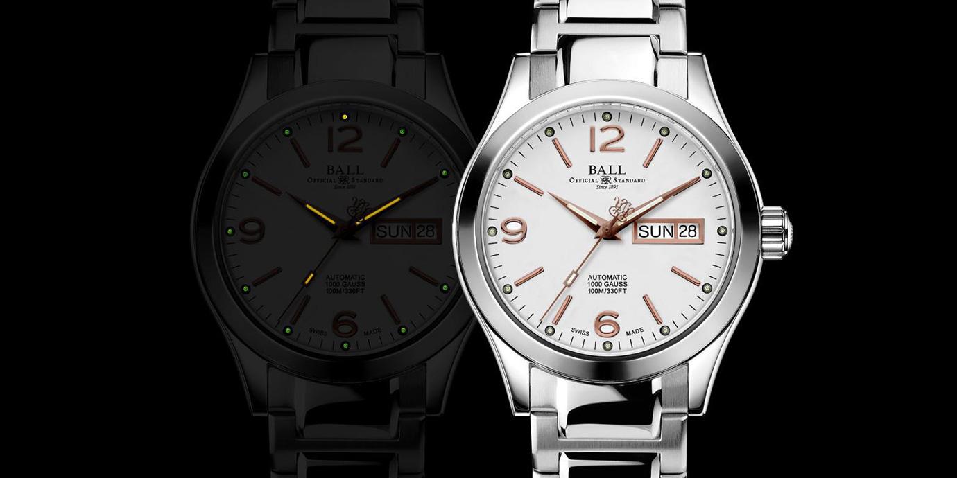 強悍材質加持:BALL Watch Engineer III Ohio