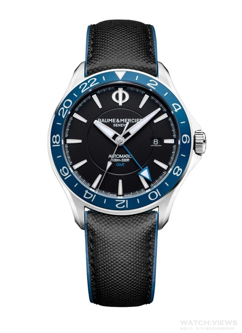 Clifton Club 42 mm Automatic GMT Ref.M0A10486 Image