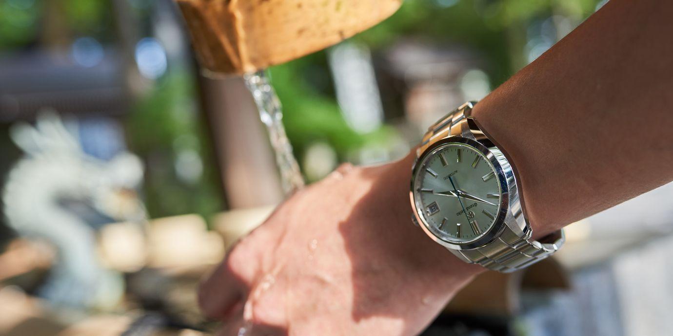 探索Grand Seiko的製錶歷程(上):用光影對比出時間