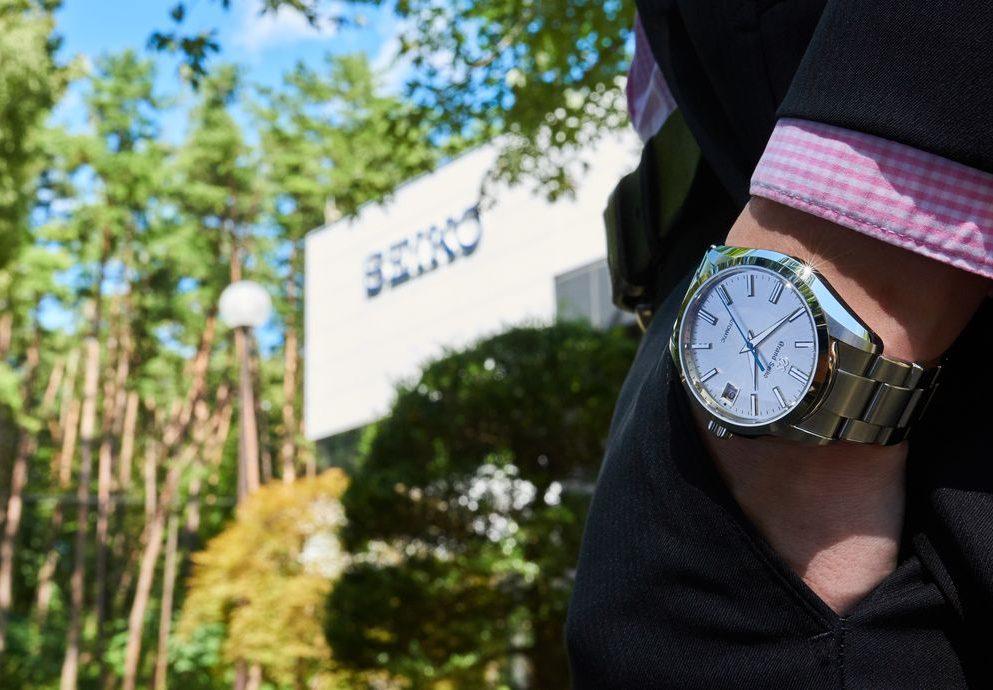 探索Grand Seiko的製錶歷程(中):手工的精密性