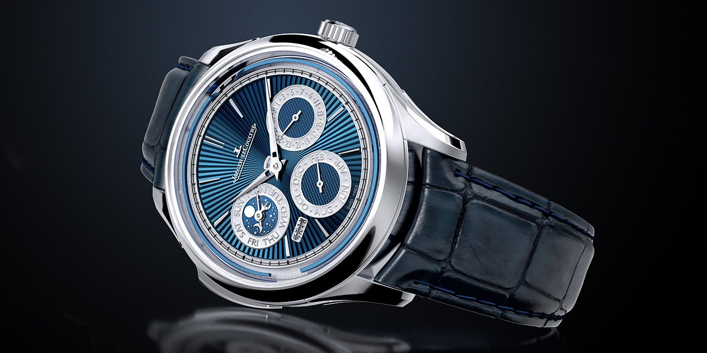 敲響動人旋律:Jaeger-LeCoultre超卓傳統三問大師系列萬年曆腕錶(Video)