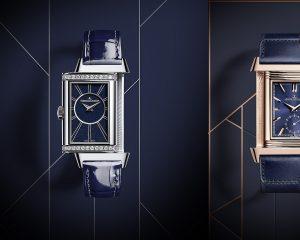 反正就是美,積家推出三款全新REVERSO翻轉系列腕錶
