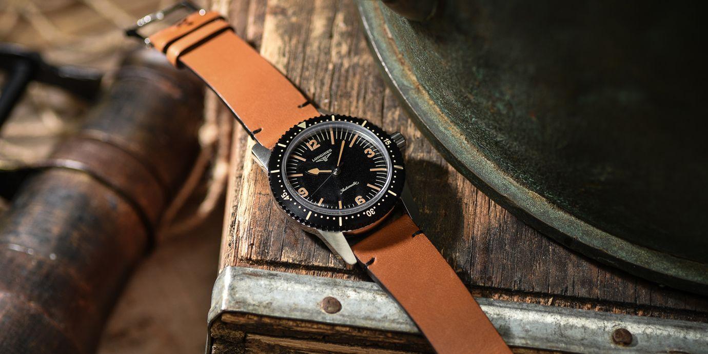 復古,就是潮流:Longines經典復刻腕錶