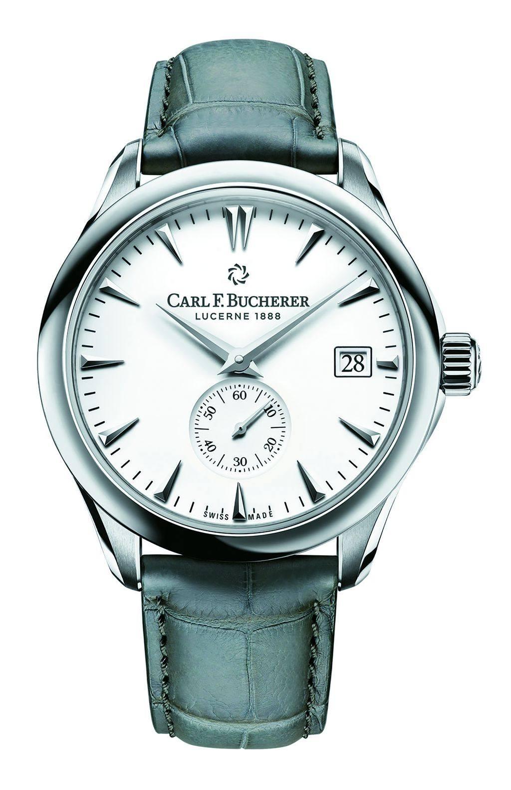 寶齊萊 Manero Peripheral 馬利龍緣動力腕錶