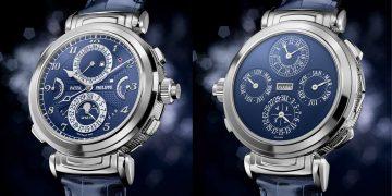 錶王的多重面貌:Patek Philippe 2019矚目新品