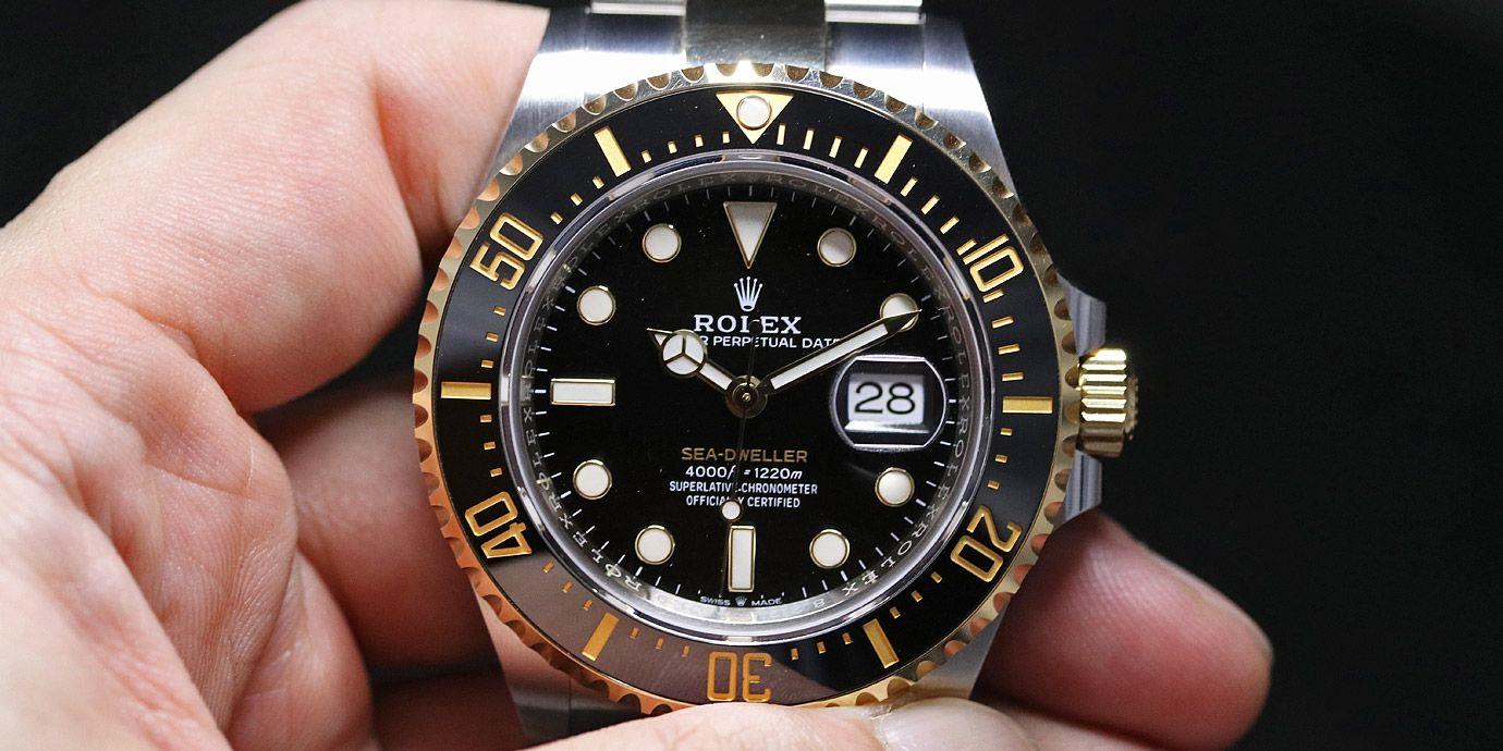 不鏽鋼 VS. 黃金好難選:試試半金腕錶吧!