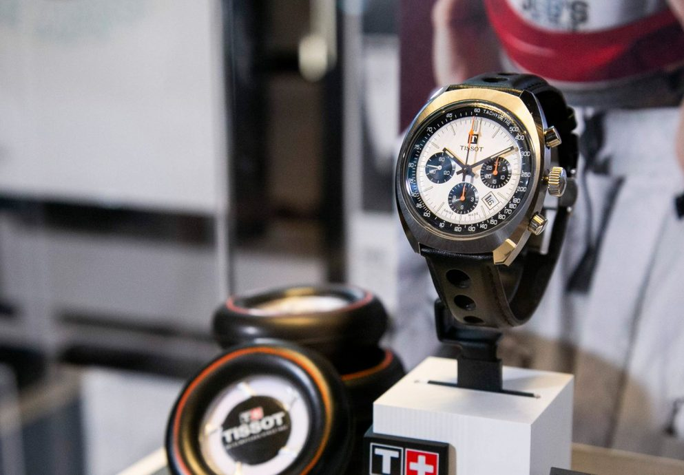 從經典到時尚:Tissot 2019年新款運動腕錶
