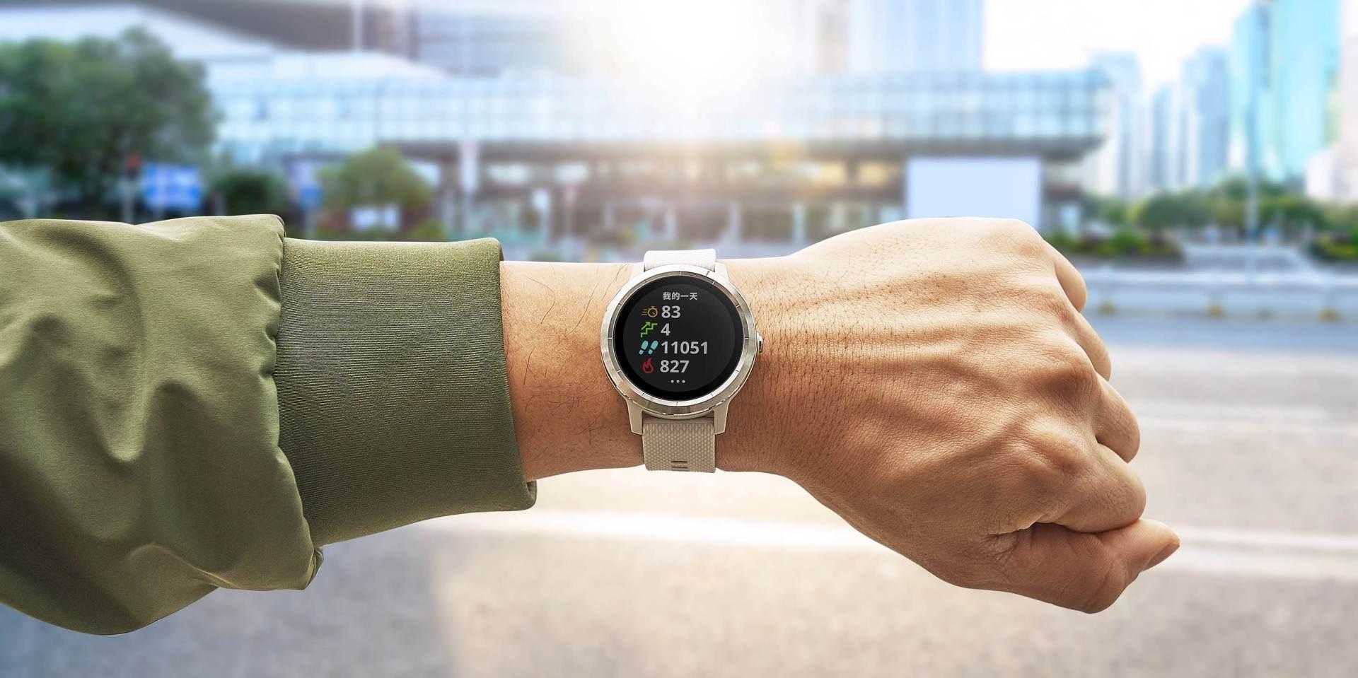 速pay您的都會健康生活:第一支內建悠遊卡的智慧腕錶—Garmin全新vivolife問世