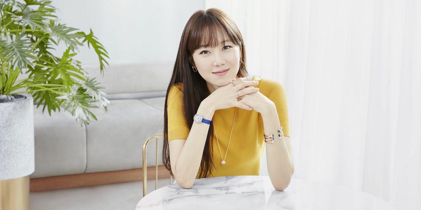 《主君的太陽》女星孔曉振擔任伯爵亞太區品牌大使
