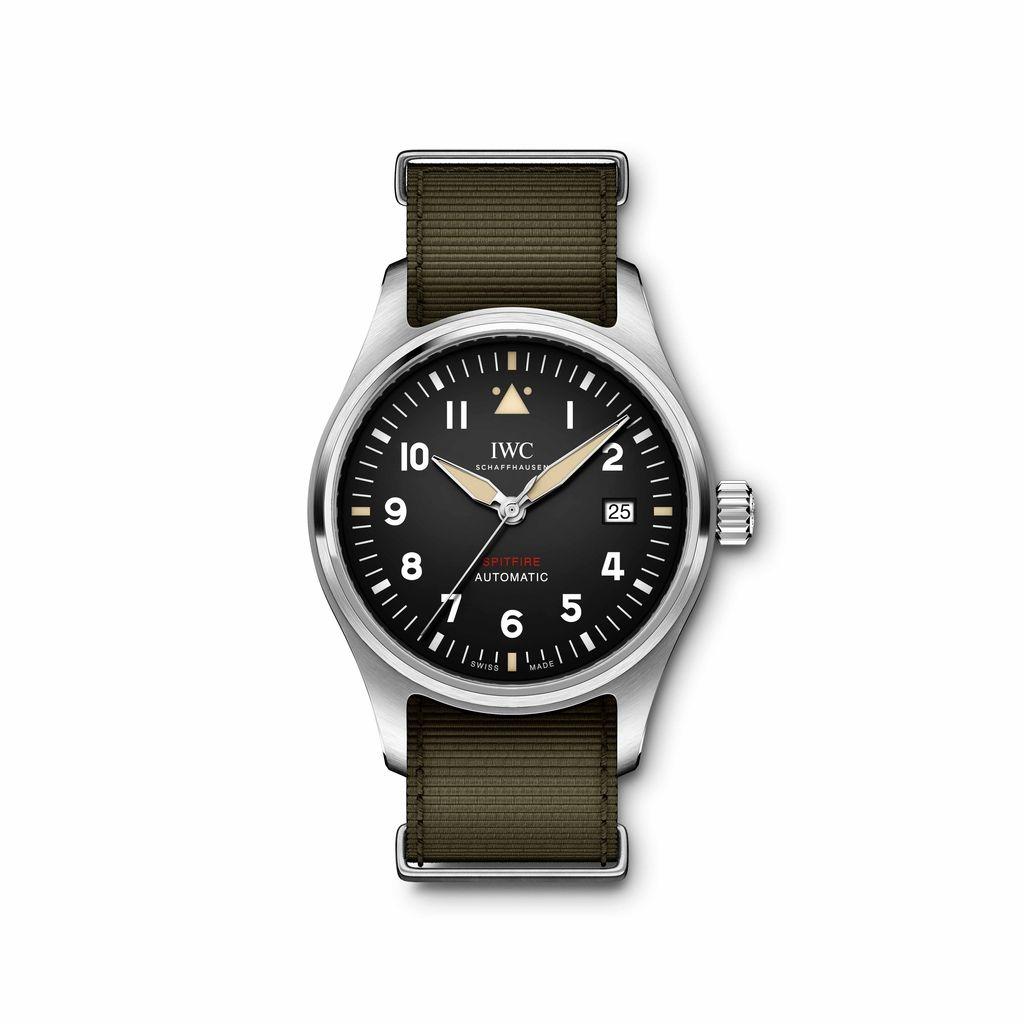 IWC 噴火戰機飛行員自動腕錶 (型號 IW326801)
