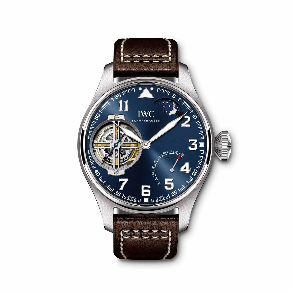 IWC 大型飛行員恆定動力陀飛輪腕錶「小王子」特別版(型號 IW590302)