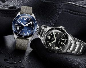 格拉蘇蒂原創 Glashütte Original推出全新系列「Spezialist」,首發SeaQ潛水錶與 SeaQ Panorama Date大日曆潛水錶