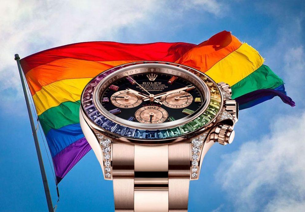 台灣大方打開櫃子 彩虹圈示愛