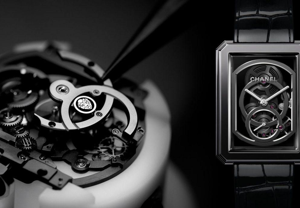 永遠的時尚色彩:Chanel 2019黑色計時之作