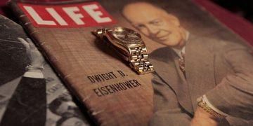【錶語時事】諾曼地登陸最高統帥:艾森豪將軍的Rolex Datejust