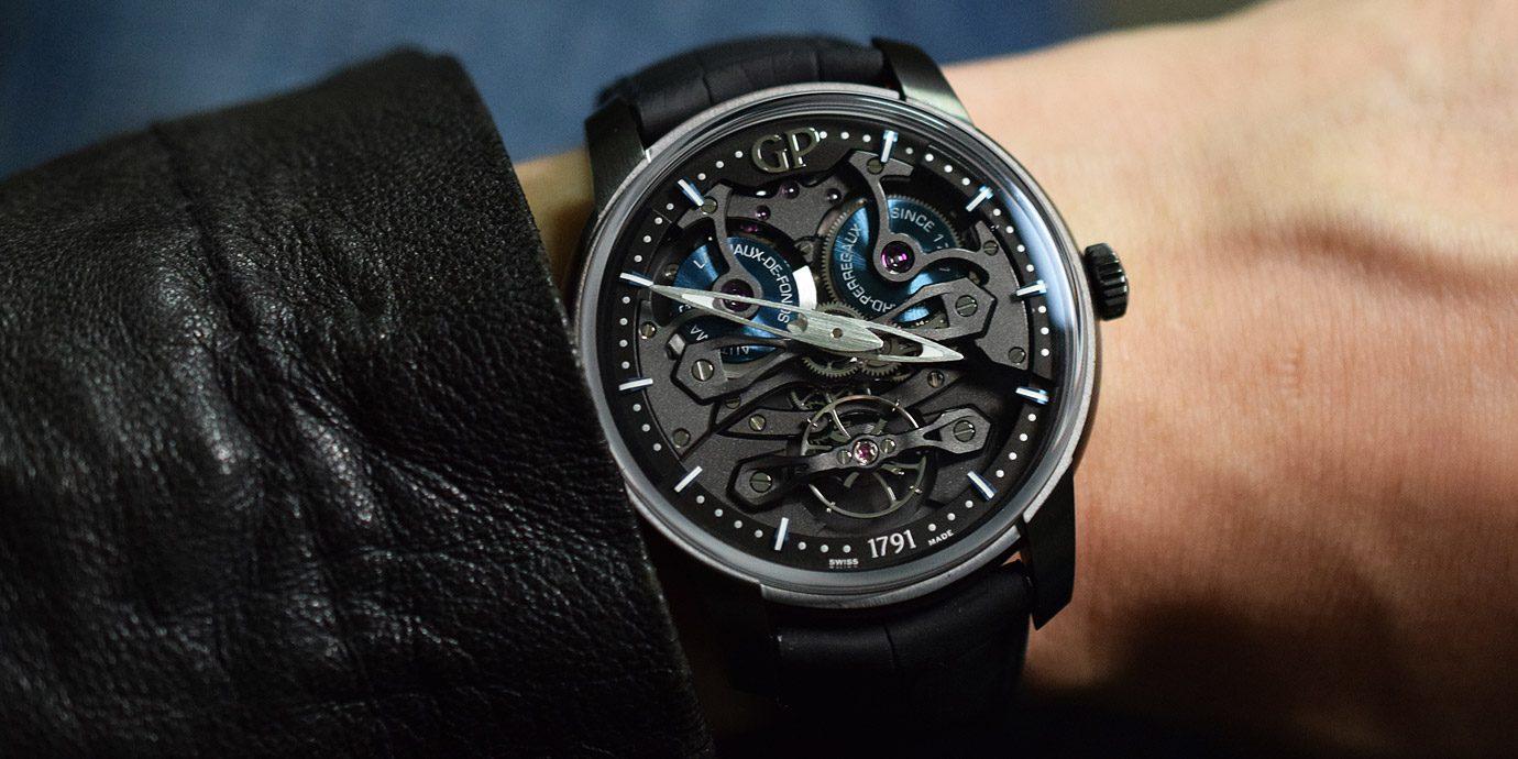 【每週一錶】遨遊勁黑天際的時空行者:芝柏表Neo Bridges天際行者自動腕錶