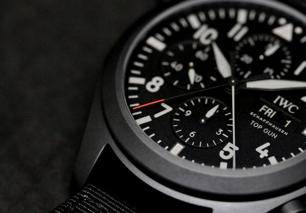 閱讀IWC的飛行傳奇(中):獨特材質 X 飛行風格