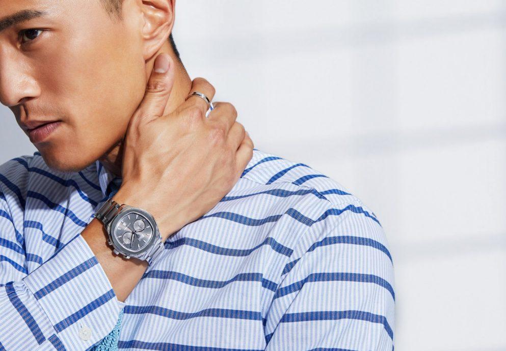 伯爵是男人的魅力武器,暖心演員鍾承翰暢談風格父親的甜蜜責任