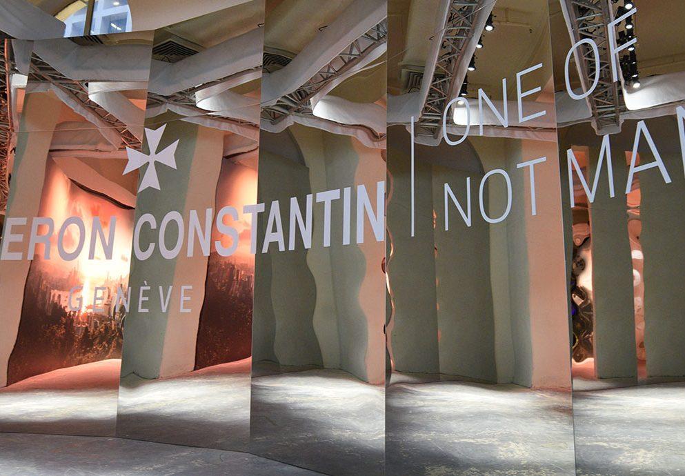 到香港感受鐘錶與藝術的融合:江詩丹頓詮釋「One Of Not Many」精神