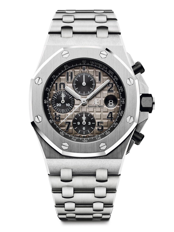 愛彼皇家橡樹離岸型42 毫米計時碼錶