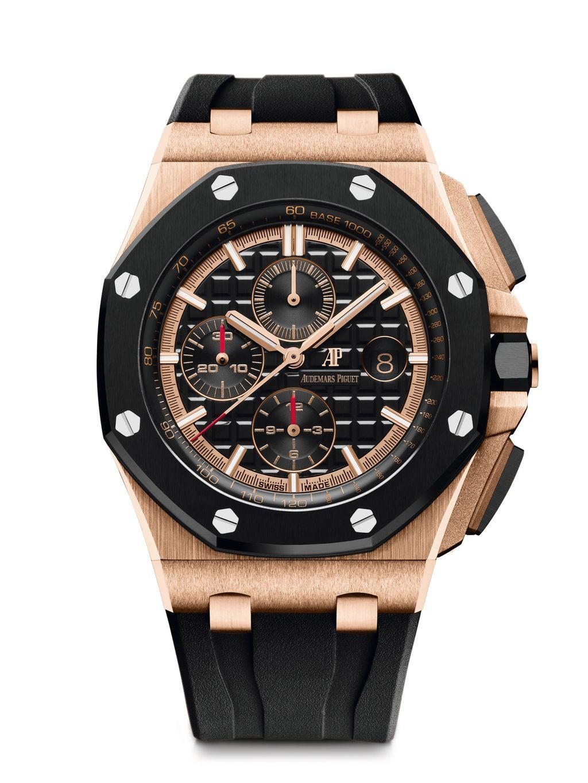 愛彼皇家橡樹離岸型44毫米計時碼錶