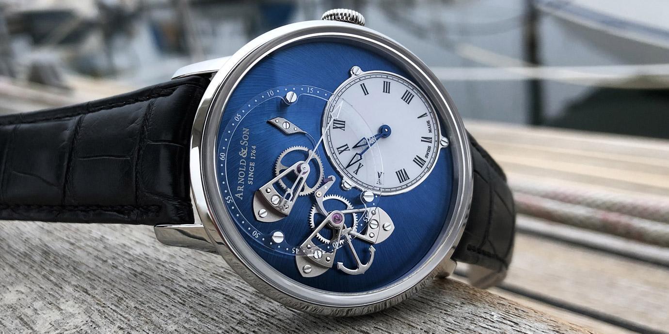來自英倫的紳士:探索Arnold & Son製錶之美(下)