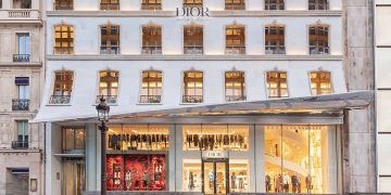 巴黎生活藝術的嶄新篇章:Dior香榭麗舍精品店開幕