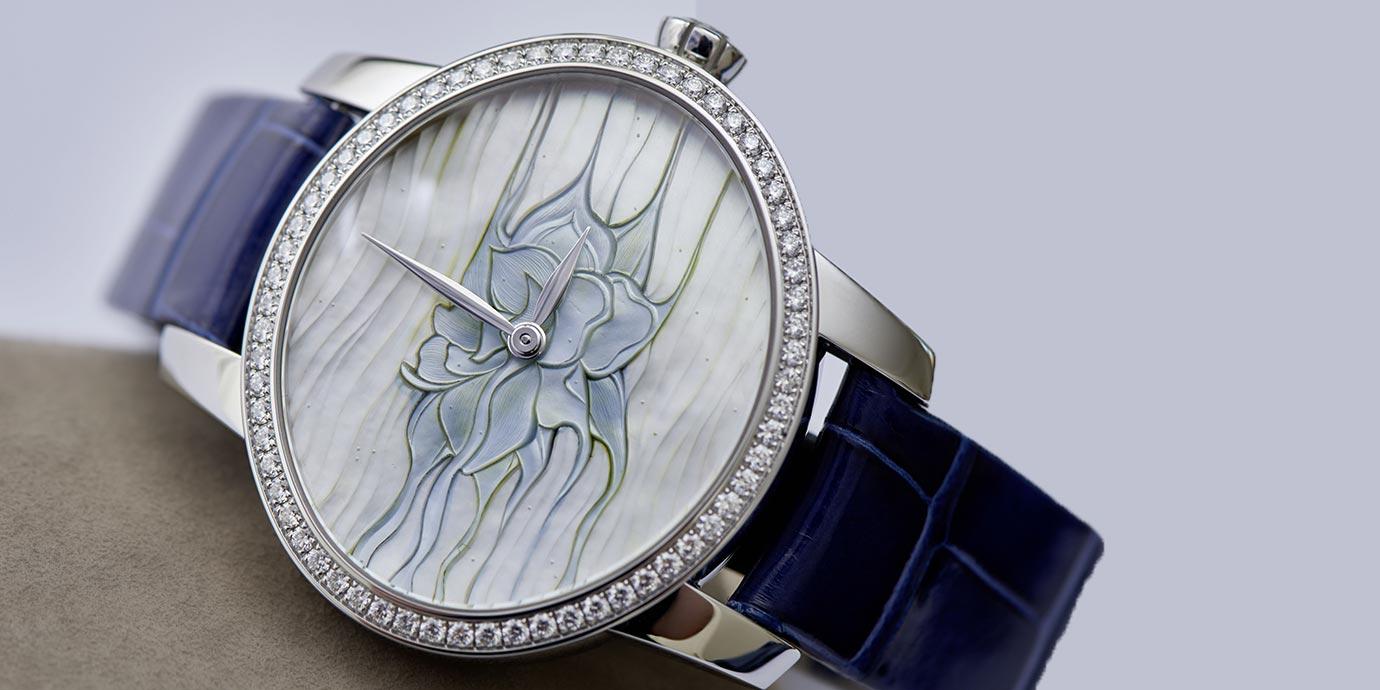 好特別的畢業製作:芝柏表與瑞士應用藝術學院學生攜手完成時計