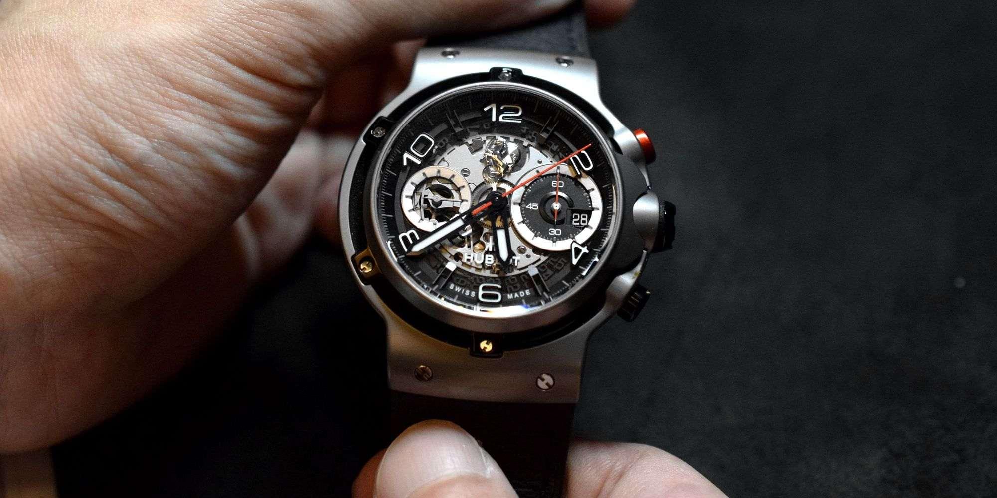 【每週一錶】聯名典範!Hublot X 法拉利 Classic Fusion Ferrari GT腕錶