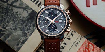 感受古董賽車的浪漫:Chopard Mille Miglia矚目錶款