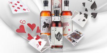現存世上最貴及最罕有日本威士忌珍藏—「羽生伊知郎全副撲克牌系列」將於香港邦瀚斯拍賣