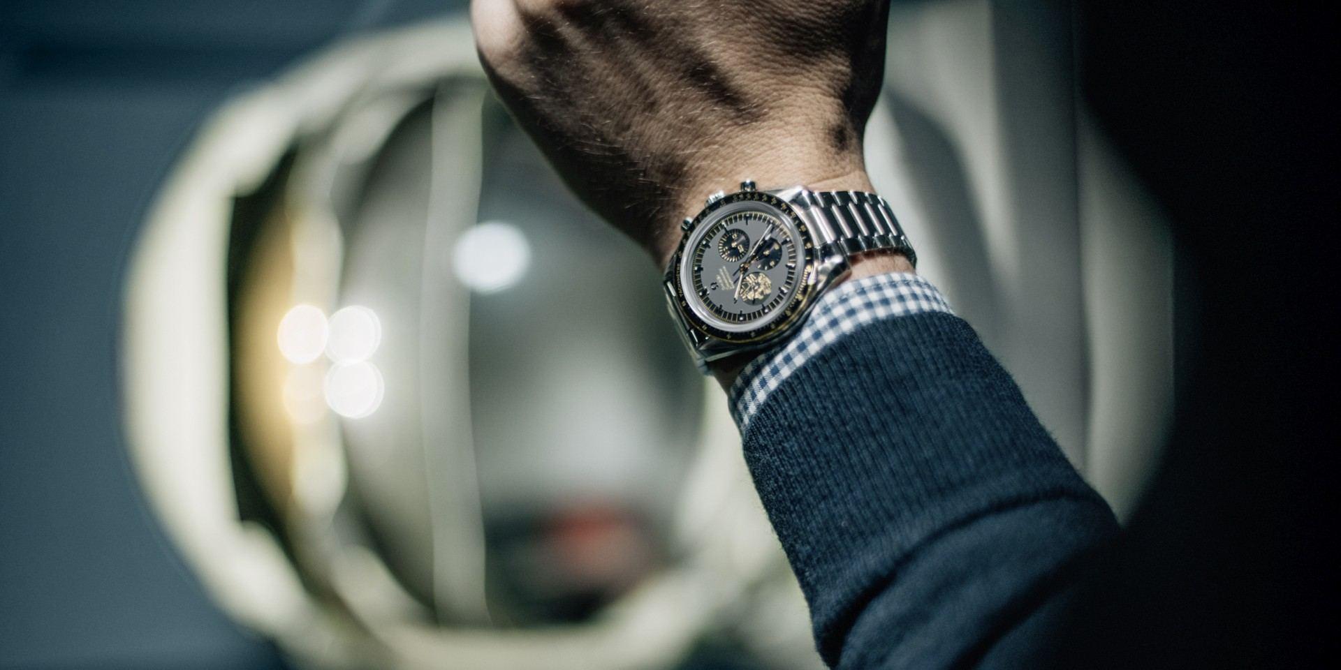 阿波羅11號登月五十周年,Omega推出Speedmaster Apollo 11 50th Anniversary Limited Edition限量版腕錶