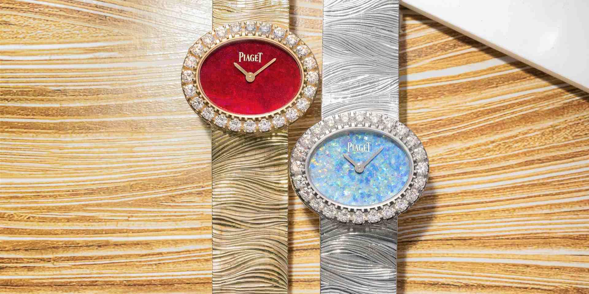 前美國第一夫人賈桂琳甘迺迪九十冥誕,PIAGET以Extremely Lady系列珠寶腕錶致敬傳奇魅力