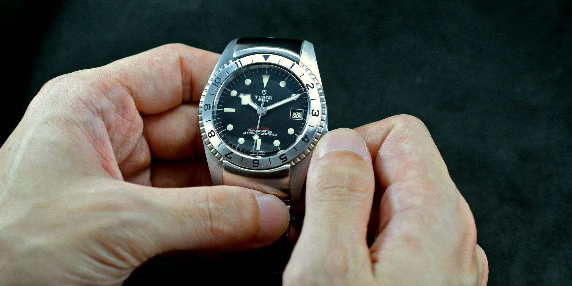 【每週一錶】封存半世紀的寶藏:帝舵Black Bay P01