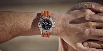 陸上悍將化身七海航神:Victorinox瑞士維氏I.N.O.X. Professional Diver潛水腕錶