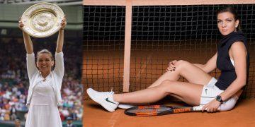 共享榮耀:Hublot品牌好友Simona Halep奪本屆溫布頓網球賽女單冠軍