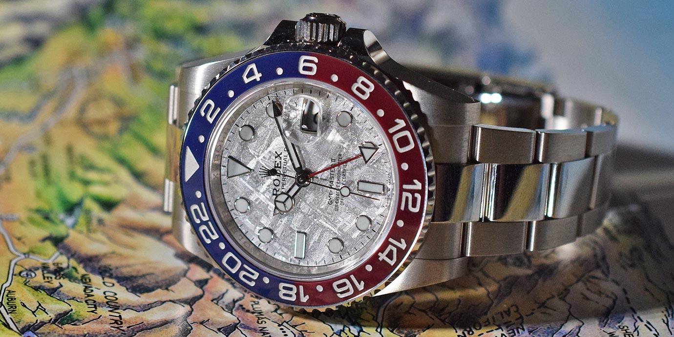 【錶語時事】登月50週年更想談隕石錶盤腕錶