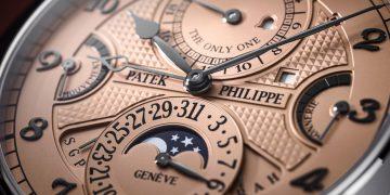 世界唯一不鏽鋼超複雜腕錶:Patek Philippe推出Grandmaster Chime「Only Watch」拍賣版