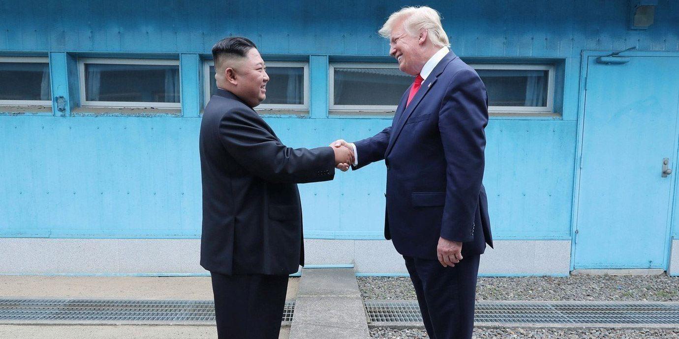 【錶語時事】首位踏上北韓領土的現任美國總統:川普的戴錶品味!