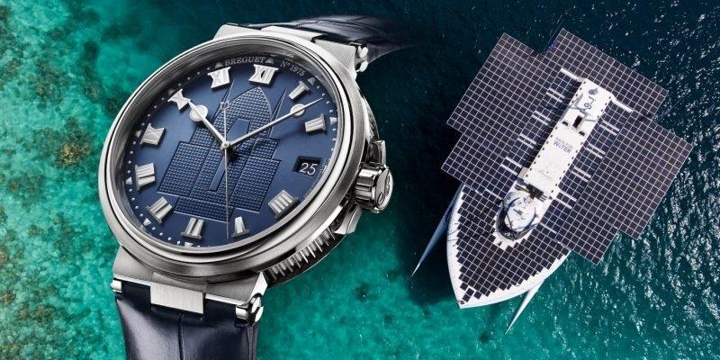 大船入港:寶璣「Race for Water」航海衛士號暨航海系列腕錶展