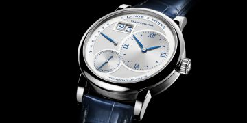 "週年紀念第八波:朗格Lange 1 Daymatic ""25th Anniversary"""