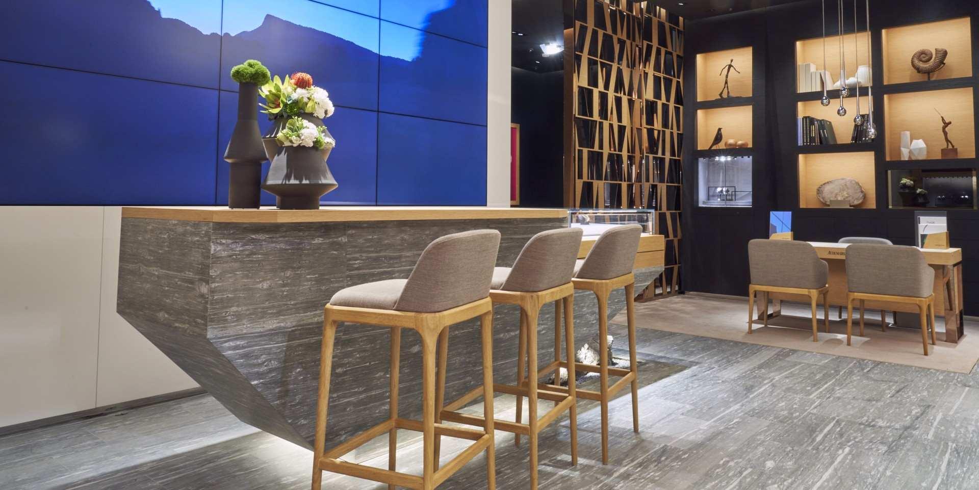 傳承自1875年汝拉山谷的精湛工藝,愛彼錶台中大遠百精品專賣店全新開幕